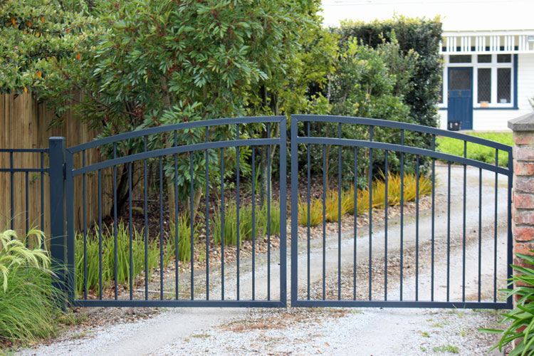Classic Hinged Driveway Gates Sanctuary Architectural gates